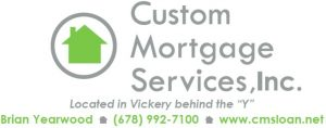 Custom Mortgage Services - logo