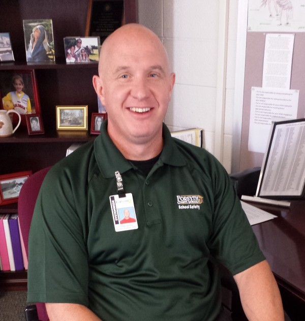 MEET THE LEADERS – Forsyth Schools AD Todd Shirley