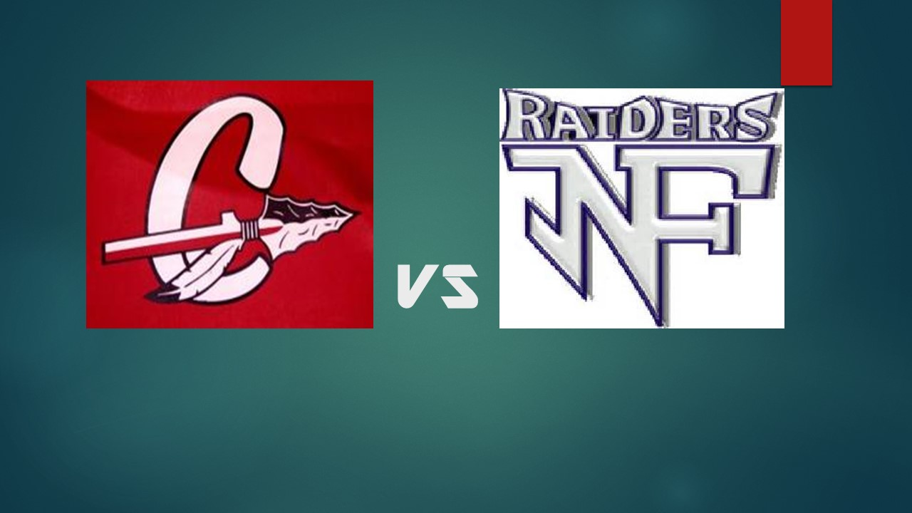 Cherokee runs away with a 33-24 victory over North Forsyth.  Listen to the replay here!