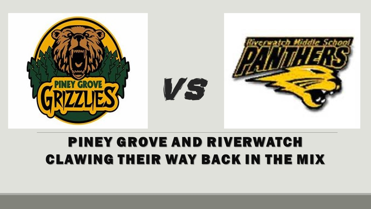 RIVERWATCH SCORES EARLY, MAKES IT STAND IN 7-0 WIN OVER WORTHY PINEY GROVE SQUAD.  Listen to the REPLAY here!