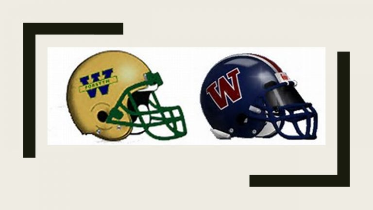 It's the War of the Wolverines as Woodstock visits West Forsyth!  Our Opening Night Live Podcast starts at 6:30 tonight!