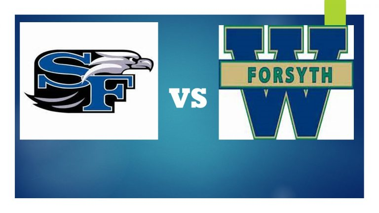South Forsyth JV, Frosh football squads sweep West on Championship Thursday!  Catch the replays HERE!