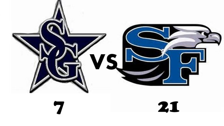 DEFENSE CARRIES SOUTH FORSYTH TO ANOTHER BIG WIN, 21-7 OVER SOUTH GWINNETT!!  CATCH THE REPLAY HERE!