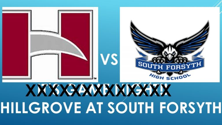 A great night for football turns into a tough go for South Forsyth.  Catch the REPLAY HERE as the Hawks of Hillgrove prove to be one of Georgia's best, 42-19.