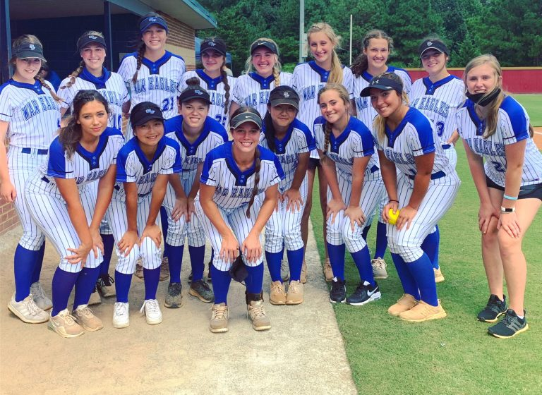 South Forsyth Head Softball Coach Leanne Brooks chats with us ahead of Tuesday's first ever LIVE softball broadcast from the school!