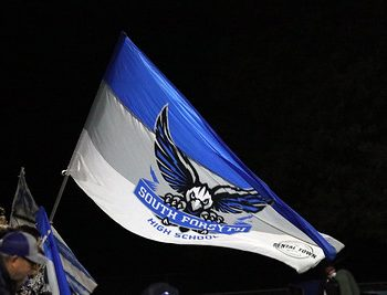 The NEXT Head Football Coach of the South Forsyth War Eagles, Troy Morris, joins Greg and Doug for this exclusive first interview HERE!